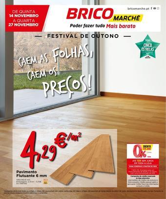 Bricomarché folheto promocional (válido de 10 ate 17 27-11)