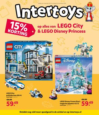 Intertoys reclame folder (geldig t/m 24-11)