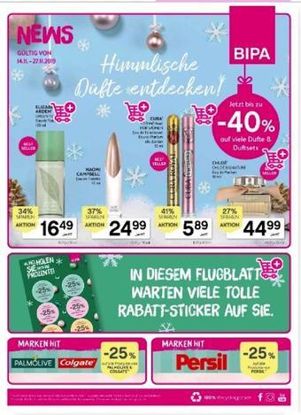 Bipa Werbeflugblatt (bis einschl. 27-11)