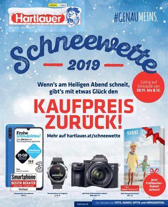 Hartlauer Werbeflugblatt (bis einschl. 08-12)