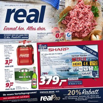 real reclame folder (geldig t/m 23-11)