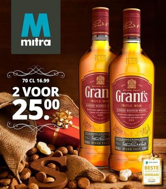 Mitra reclame folder (geldig t/m 30-11)