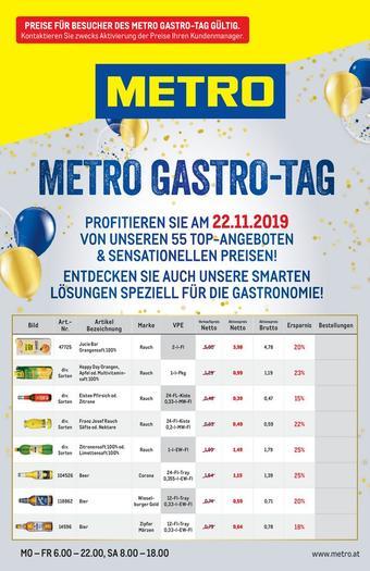 Metro Werbeflugblatt (bis einschl. 22-11)
