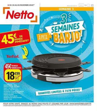 Netto catalogue publicitaire (valable jusqu'au 24-11)