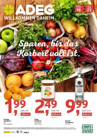 ADEG Werbeflugblatt (bis einschl. 23-11)