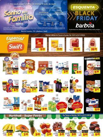 Barbosa Supermercados catálogo promocional (válido de 10 até 17 22-11)