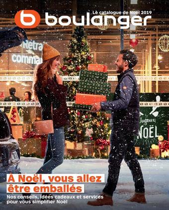 Boulanger catalogue publicitaire (valable jusqu'au 05-01)