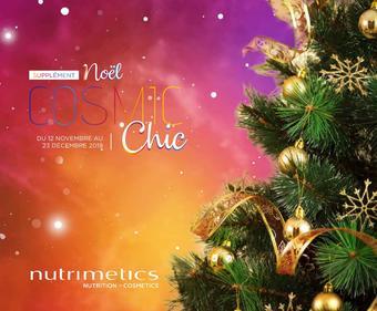 Nutrimetics catalogue publicitaire (valable jusqu'au 23-12)