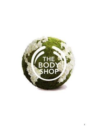 The Body Shop reclame folder (geldig t/m 31-12)