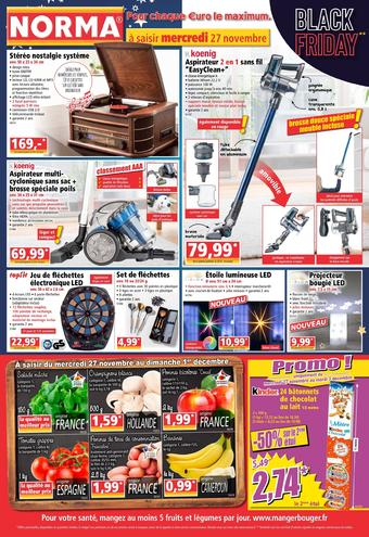 Norma catalogue publicitaire (valable jusqu'au 03-12)