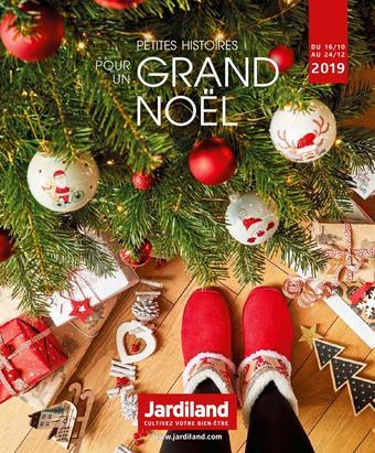 Jardiland catalogue publicitaire (valable jusqu'au 24-12)