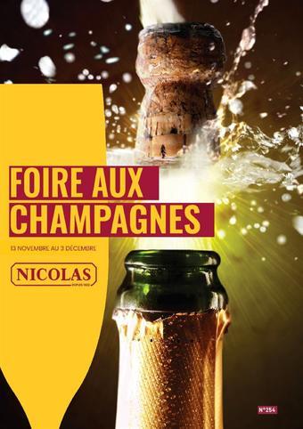 Nicolas catalogue publicitaire (valable jusqu'au 03-12)