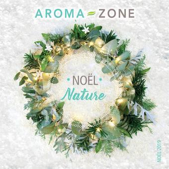 Aroma Zone catalogue publicitaire (valable jusqu'au 31-12)