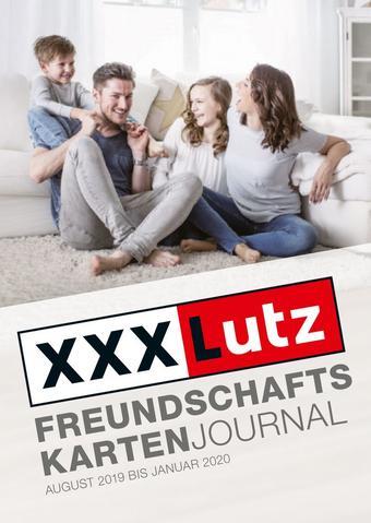 XXXLutz Prospekt (bis einschl. 31-01)