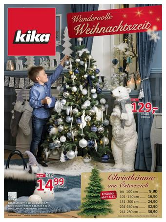 kika Werbeflugblatt (bis einschl. 26-11)