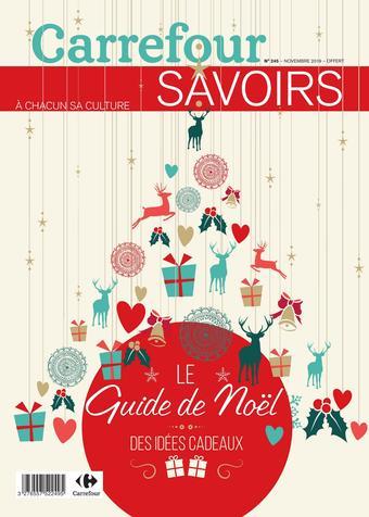 Carrefour catalogue publicitaire (valable jusqu'au 30-11)
