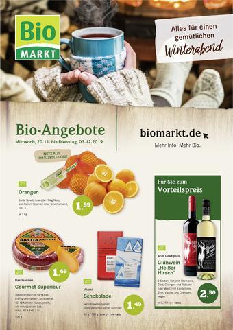 Biomarkt Prospekt (bis einschl. 03-12)