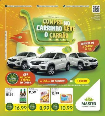 Master Supermercados catálogo promocional (válido de 10 até 17 22-11)
