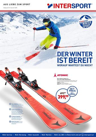 Intersport Werbeflugblatt (bis einschl. 24-11)