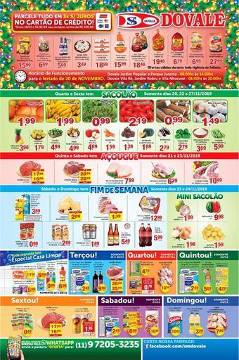 Dovale catálogo promocional (válido de 10 até 17 27-11)