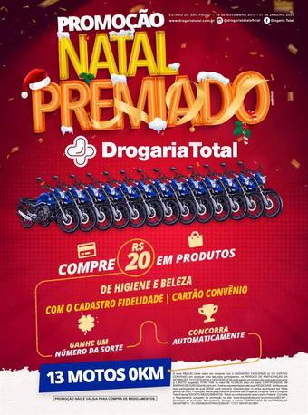 Drogaria Total catálogo promocional (válido de 10 até 17 31-01)