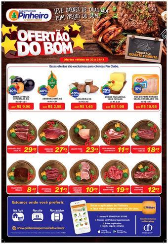 Pinheiro Supermercado catálogo promocional (válido de 10 até 17 21-11)