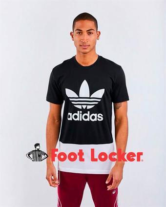 Foot Locker Prospekt (bis einschl. 10-01)