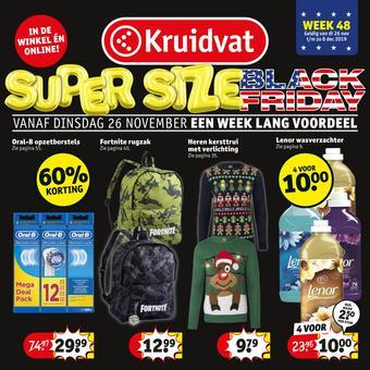 Kruidvat reclame folder (geldig t/m 08-12)