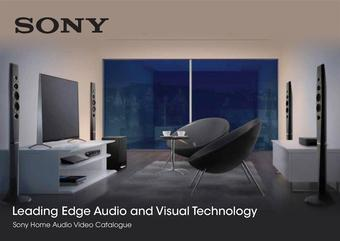 Sony Werbeflugblatt (bis einschl. 31-12)