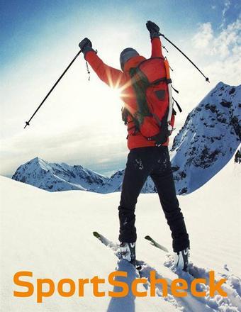 SportScheck Werbeflugblatt (bis einschl. 03-01)
