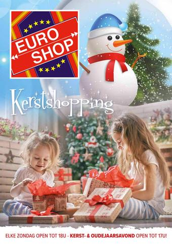 Euroshop reclame folder (geldig t/m 31-12)