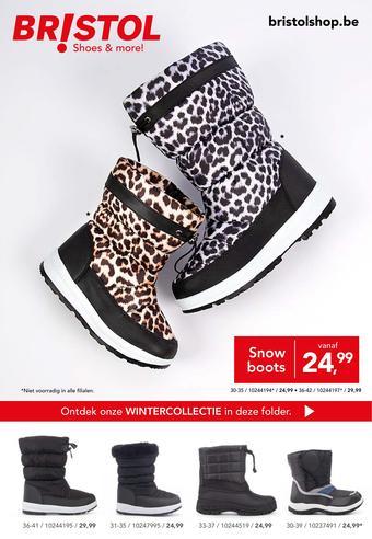 Shoe Discount reclame folder (geldig t/m 01-03)