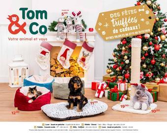 Tom&Co catalogue publicitaire (valable jusqu'au 31-12)
