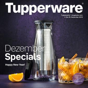 Tupperware Prospekt (bis einschl. 29-12)