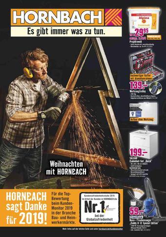 Hornbach Prospekt (bis einschl. 18-12)