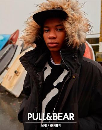 Pull & Bear Werbeflugblatt (bis einschl. 27-01)