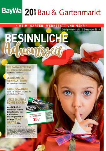 BayWa Werbeflugblatt (bis einschl. 14-12)