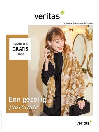 Veritas reclame folder (geldig t/m 31-01)
