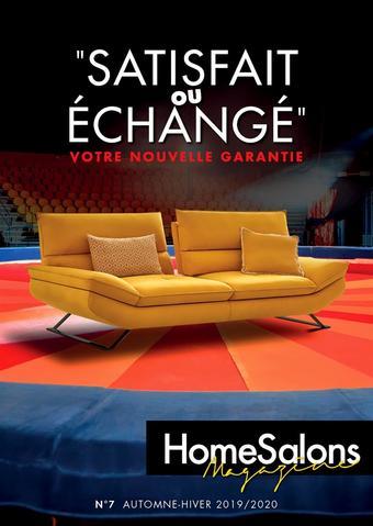 Home Salons catalogue publicitaire (valable jusqu'au 31-01)