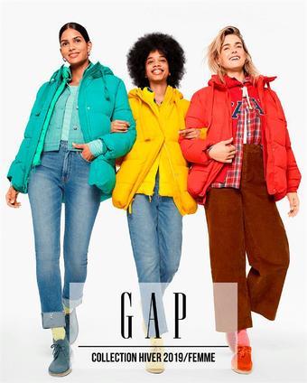 Gap catalogue publicitaire (valable jusqu'au 28-01)