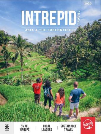Intrepid Travel catalogue (valid until 31-10)
