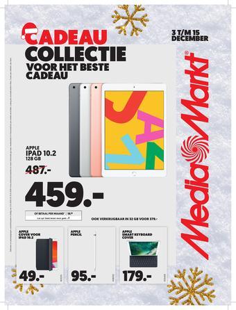 MediaMarkt reclame folder (geldig t/m 15-12)