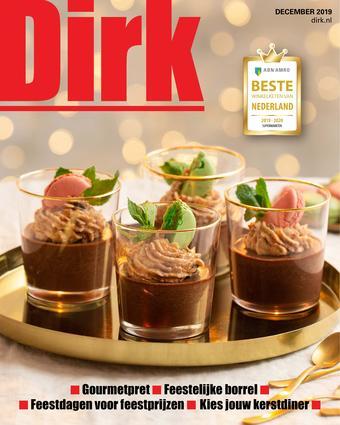 Dirk reclame folder (geldig t/m 31-12)