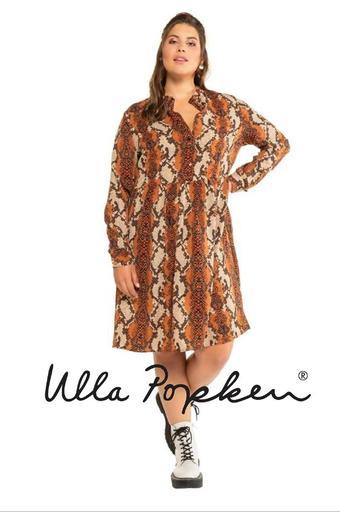 Ulla Popken reclame folder (geldig t/m 27-01)
