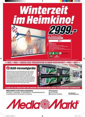 MediaMarkt Prospekt (bis einschl. 31-12)