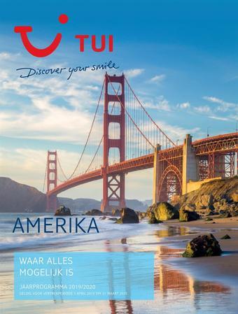 TUI reclame folder (geldig t/m 31-03)