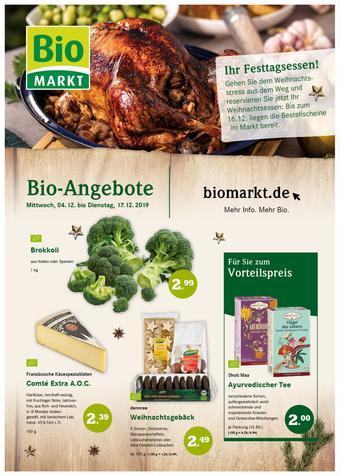 Aleco Biomarkt Prospekt (bis einschl. 17-12)