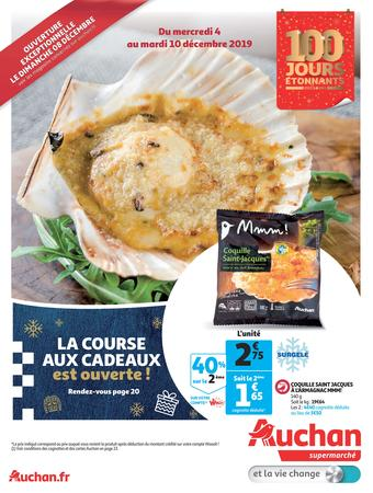 Auchan reclame folder (geldig t/m 10-12)