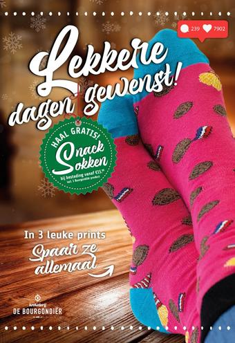 Plaza Food For All reclame folder (geldig t/m 31-01)