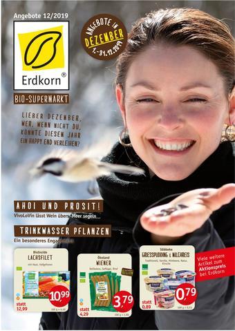 Erdkorn Biomarkt Prospekt (bis einschl. 31-12)